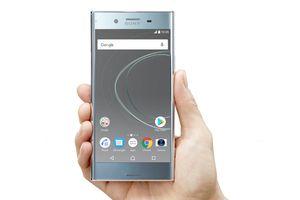 Sony ra mắt Xperia XZ Premium với màn hình 4K HDR