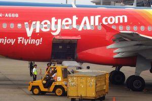 Cổ phiếu Vietjet Air 'cháy hàng' ngày đầu lên sàn