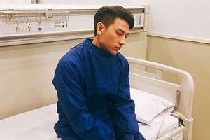 Isaac phải nhập viện tại Hàn Quốc vì làm việc kiệt sức
