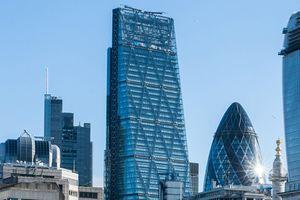 Công ty Trung Quốc chi 1 tỷ bảng mua tòa nhà cao nhất London