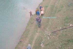 Thiếu úy công an cứu cô gái nhảy sông tự vẫn làm dân mạng 'nổi sóng'