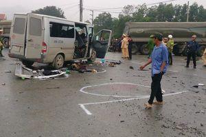 Thông tin về vụ TNGT thảm khốc tại Hà Nam