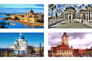 16 địa điểm du lịch hấp dẫn ở Đông Âu năm 2017