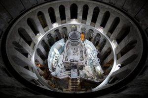 Hầm mộ chôn cất Chúa Jesus lần đầu mở cửa đón du khách