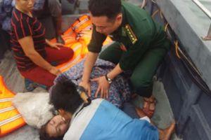 Quảng Ninh: Đắm tàu cá, một ngư dân tử vong