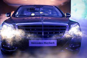 Ảnh chi tiết Mercedes-Maybach S400 giá 6,89 tỷ đồng tại VN