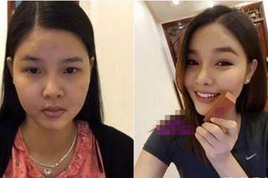 Những mẹ bầu sao Việt sau sinh xuống sắc dữ dội