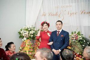 Hot girl Tú Linh tổ chức đám cưới