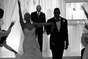 Rò rỉ ảnh Beyonce và Jay Z trong đám cưới cách đây 9 năm