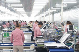 Công nghiệp trong quý 1 suy giảm bất thường