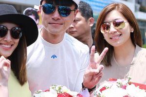 'Trai xinh, gái đẹp' Hong Kong thân thiện với fan Việt