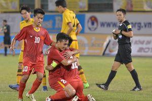U19 Việt Nam vô địch giải U19 quốc tế trong trận mất người