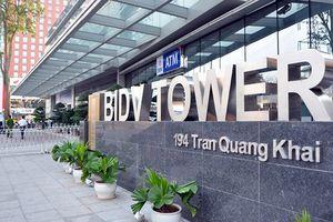 Chuyển động nhân sự cấp cao ở BIDV