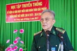 BĐBP Sóc Trăng: Học tập truyền thống nhân Ngày Giải phóng miền Nam