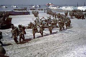 15 ảnh màu đầy ấn tượng về Thế chiến 2