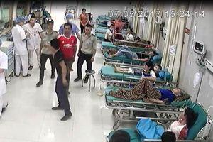Công an Phú Thọ thông tin vụ côn đồ gây rối tại BV Hùng Vương