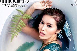 Minh Tú phá kỷ lục của Việt Nam tại Next Top Model châu Á