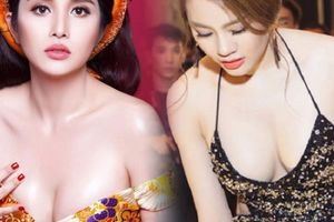 Vợ cũ Phan Thanh Bình, Hồng Quế khêu gợi hơn nhờ 'tu sửa' vòng này