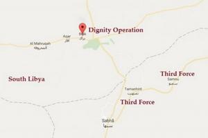 Libya: Hàng trăm người chết và mất tích trong vụ tấn công căn cứ quân sự Brak al-Shati