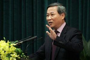 Cựu phó chủ tịch Hà Nội bị khởi tố vì vụ đường ống nước Sông Đà
