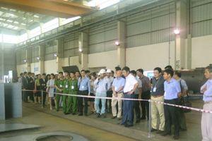 Trạm dịch vụ xăng dầu Idemitsu Q8 trang bị bồn chứa hai lớp, chống rò rỉ đầu tiên đặt tại Hà Nội