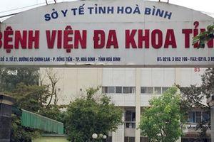 Hòa Bình: 18 bệnh nhân chạy thận sốc phản vệ, 6 tử vong