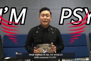 PSY trở thành nghệ sĩ Châu Á đầu tiên sở hữu nút kim cương của Youtube