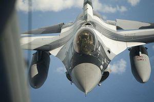 Vụ F-16 đối đầu Su-27: NATO nói 'không biết ai trên máy bay Nga'