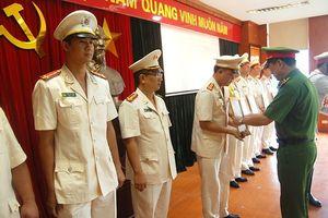 Thành lập 2 Đội nghiệp vụ thuộc Văn phòng Cơ quan CSĐT CATP Hà Nội