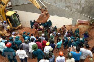 Sạt lở đất ở Hoàng Su Phì làm 2 trẻ tử vong, 70 ngôi nhà hư hỏng