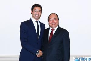 Sớm xây dựng kế hoạch triển khai Thỏa thuận hợp tác giữa Việt Nam và WEF