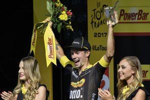 Tour de France 2017: Nhà vô địch trượt tuyết thắng chặng 17