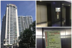 CC TSQ Euroland: Cư dân 'hoang mang' thang máy hết hạn kiểm định?