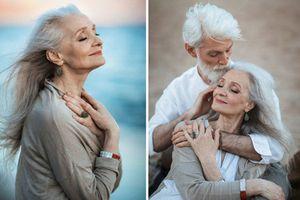 Bộ ảnh lãng mạn 'tình yêu không có tuổi' gây bão mạng