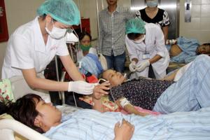 Các dấu hiệu bệnh sốt xuất huyết cần đến viện ngay lập tức