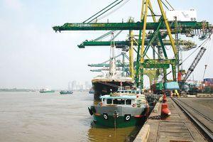 Ngành cảng biển trước áp lực cạnh tranh