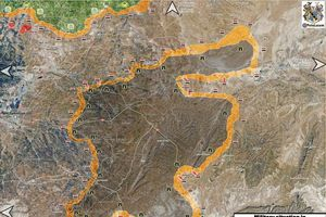 Quân đội Syria đánh bật IS, chiếm hàng loạt cứ địa ở Hama