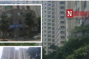 Dự án có nhiều tòa nhà 'vượt khung' bị đề nghị xử phạt