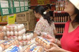 Sau thịt, rau đến lượt trứng gia cầm được dán tem truy xuất nguồn gốc
