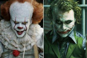 Tài tử 'IT' cho rằng gã hề Pennywise đáng sợ hơn Joker