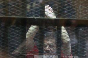 Ai Cập: Y án chung thân đối với cựu Tổng thống Morsi