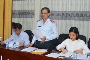 Đoàn thanh tra, kiểm tra liên ngành về an toàn thực phẩm Bộ Y tế làm việc tại TP Cần Thơ