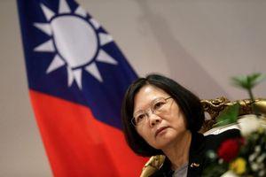 Lãnh đạo Thái Anh Văn thề bảo vệ Đài Loan