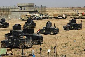 Quân đội Iraq đấu pháo với dân quân người Kurd ở Kirkuk
