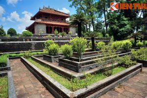 Nét kiến trúc làm mê hoặc lòng người của lăng Minh Mạng