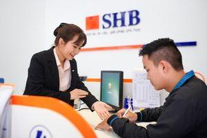 Lãi suất ngân hàng SHB tháng 10/2017