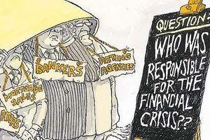 Thế giới trước nguy cơ khủng hoảng tài chính mới?