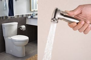 Tại sao không nên dùng giấy vệ sinh khi đi toilet?
