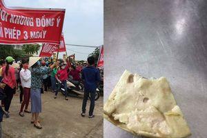 Công ty Fourwell Vina Bắc Giang: Thức ăn của công nhân có giòi, lãnh đạo làm ngơ?