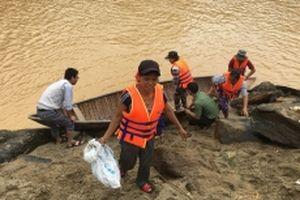 15 phụ nữ thôn Lao Đu đã về nhà an toàn